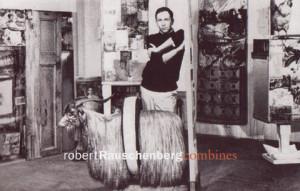 Robert Rauschenbergs Combines