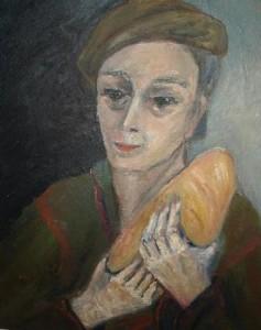 Kerstin Bendedicta Wijkström