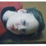 Betty, 1977, Malerei, Öl auf Holz, Gerhard Richter