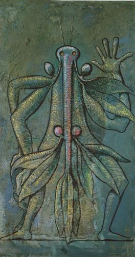 Människobild (Max Ernst)
