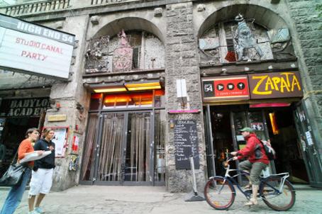 Tacheles - Oranienburger Straße