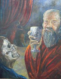 Kjerstin Krantz - Sokrates giftbägare