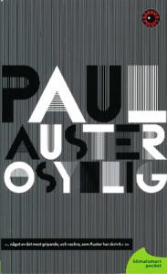 Osynlig, Paul Auster