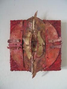 Treasures from Earth - Yoni, Gunilla Löfgren