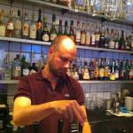 Barmästare Peter Björklund