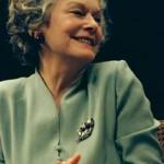 Anita Björk ur pjäsen Köpenhamn på Dramaten år 2000
